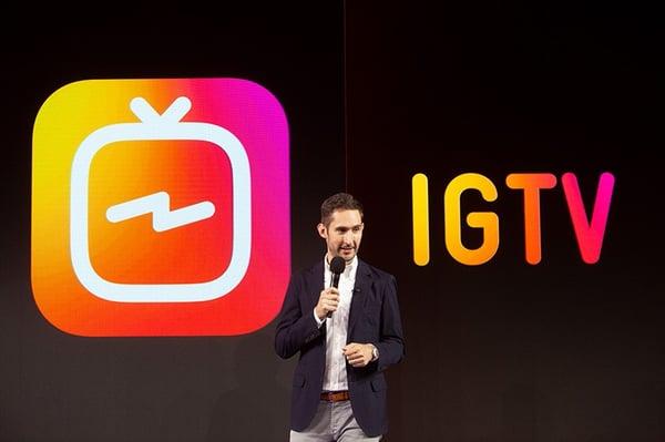 IGTV keynote