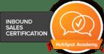inbound-sales-certification