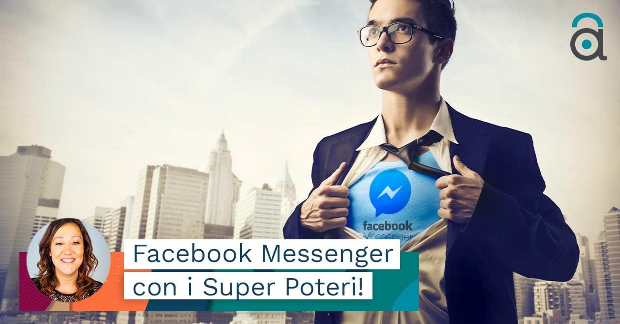 Facebook Chatbot: il caso studio