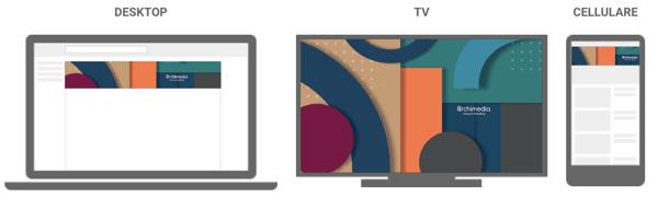 Visualizzazione Channel art