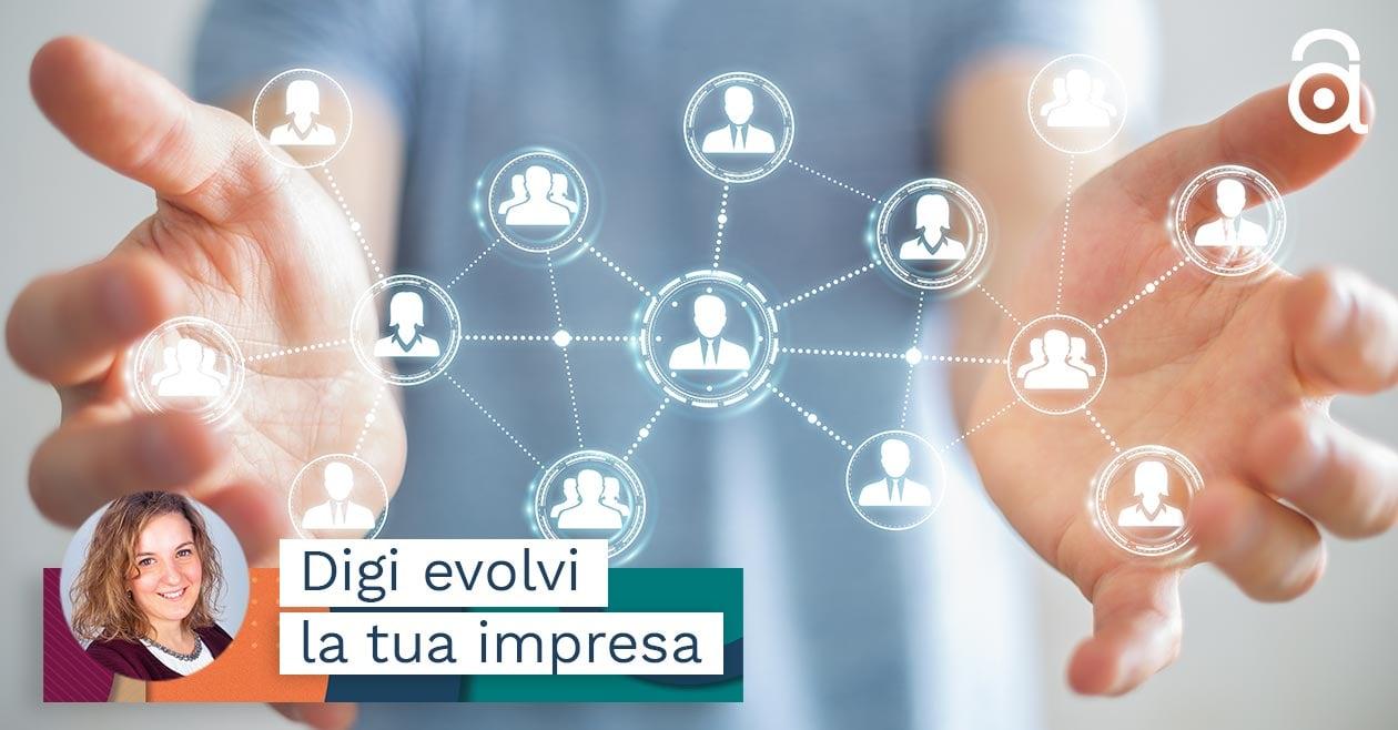 Costruisci il Team per la Trasformazione Digitale della tua Impresa