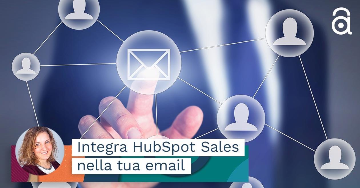 HubSpot plugin Gmail/Outlook: come integrarli