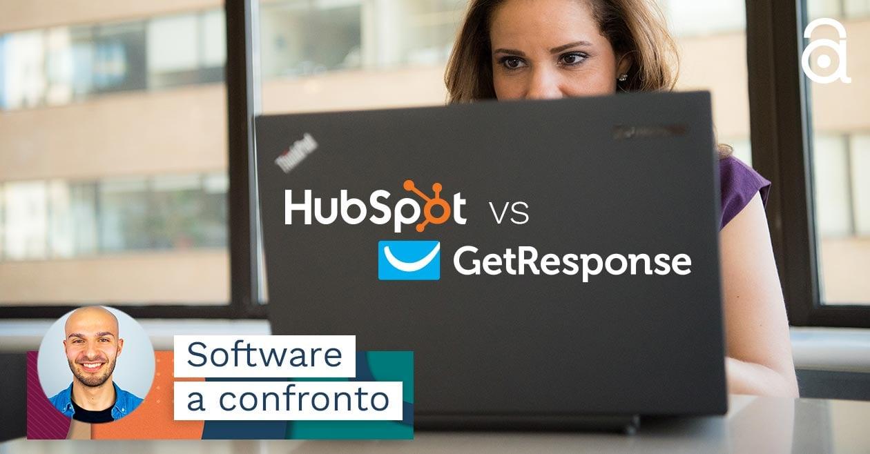 HubSpot vs GetResponse: opinioni e differenze