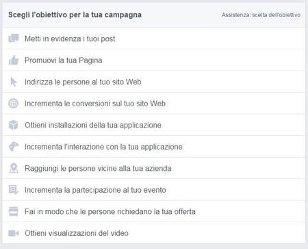 Fare Pubblicità su Facebook: 5 Regole da Seguire per le inserzioni facebook