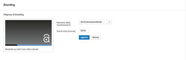 filigrana youtube