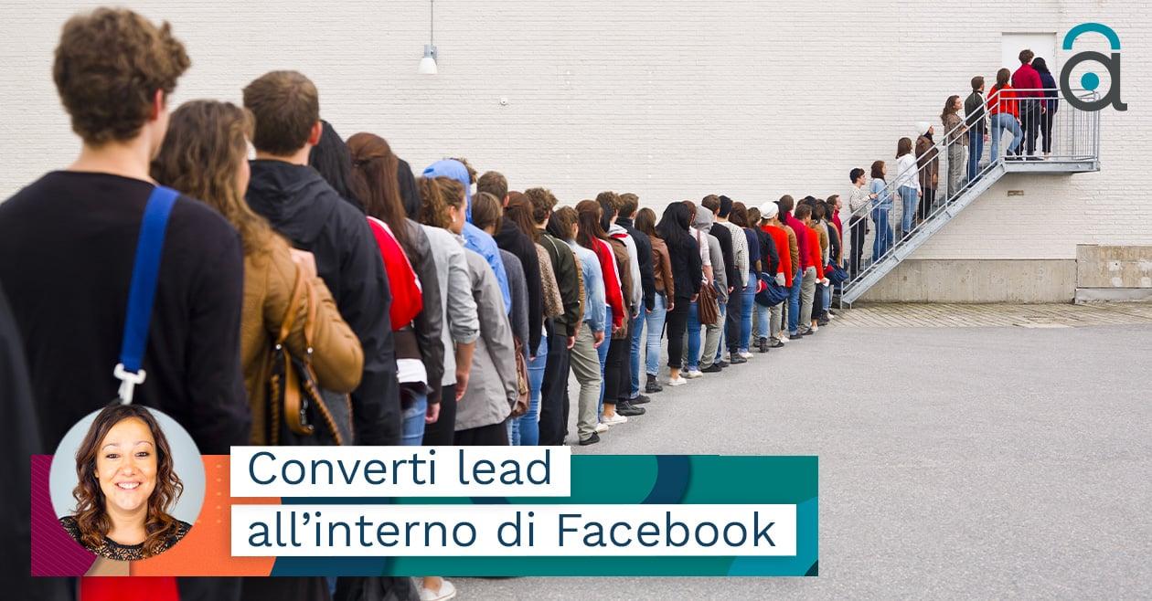 Facebook Lead Ads: come funziona?