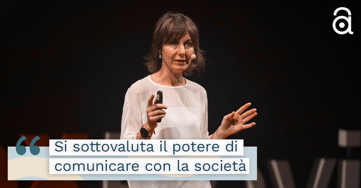 Deborah Piovan: quando comunicare è vitale