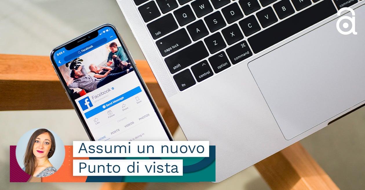 Marketing e advertising su Facebook per le aziende B2B