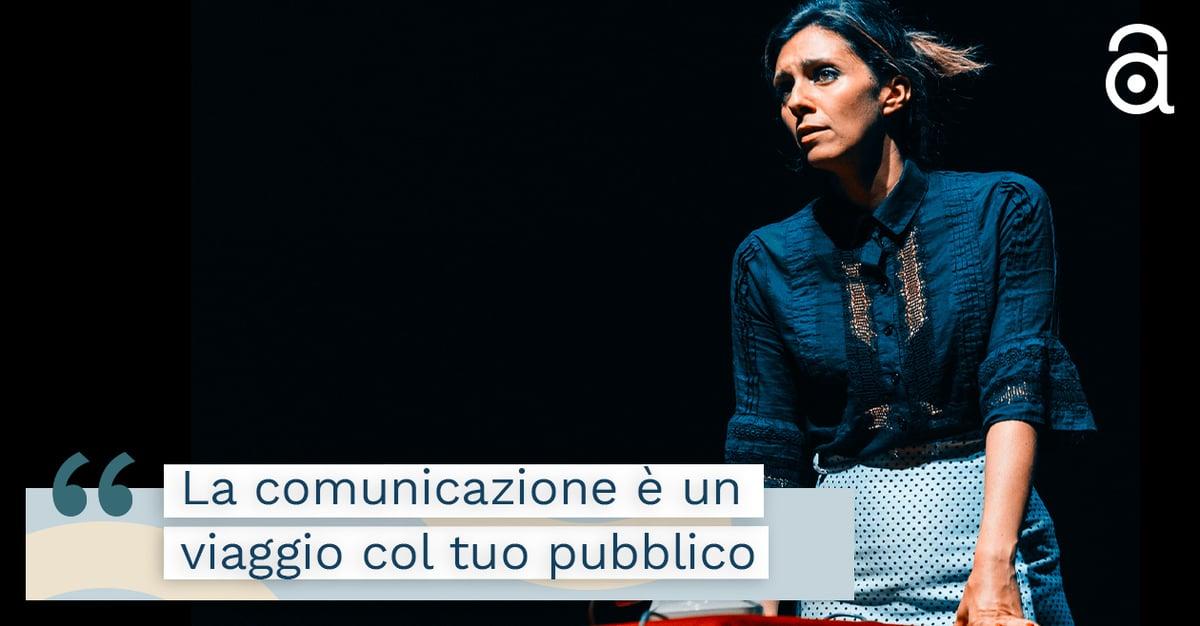 Federica Ruggero: il mio (sudato) rapporto con la comunicazione