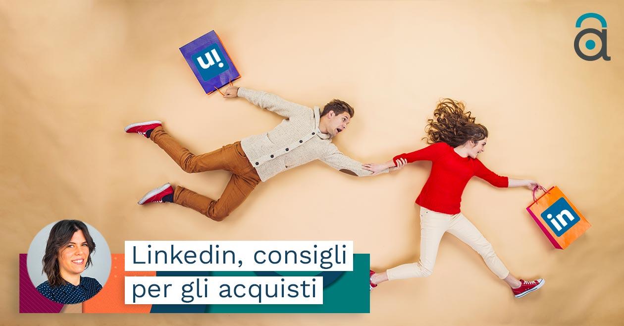 Come fare pubblicità su Linkedin Ads