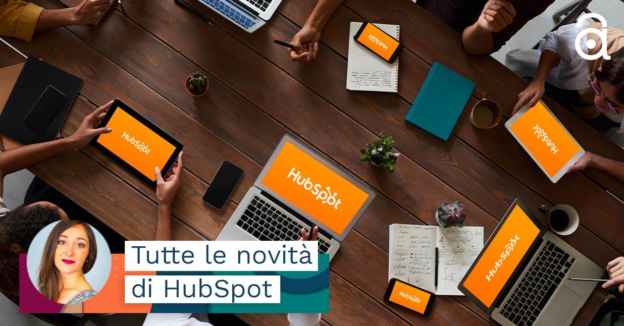 Corso Hubspot, la nuova edizione italiana aggiornata