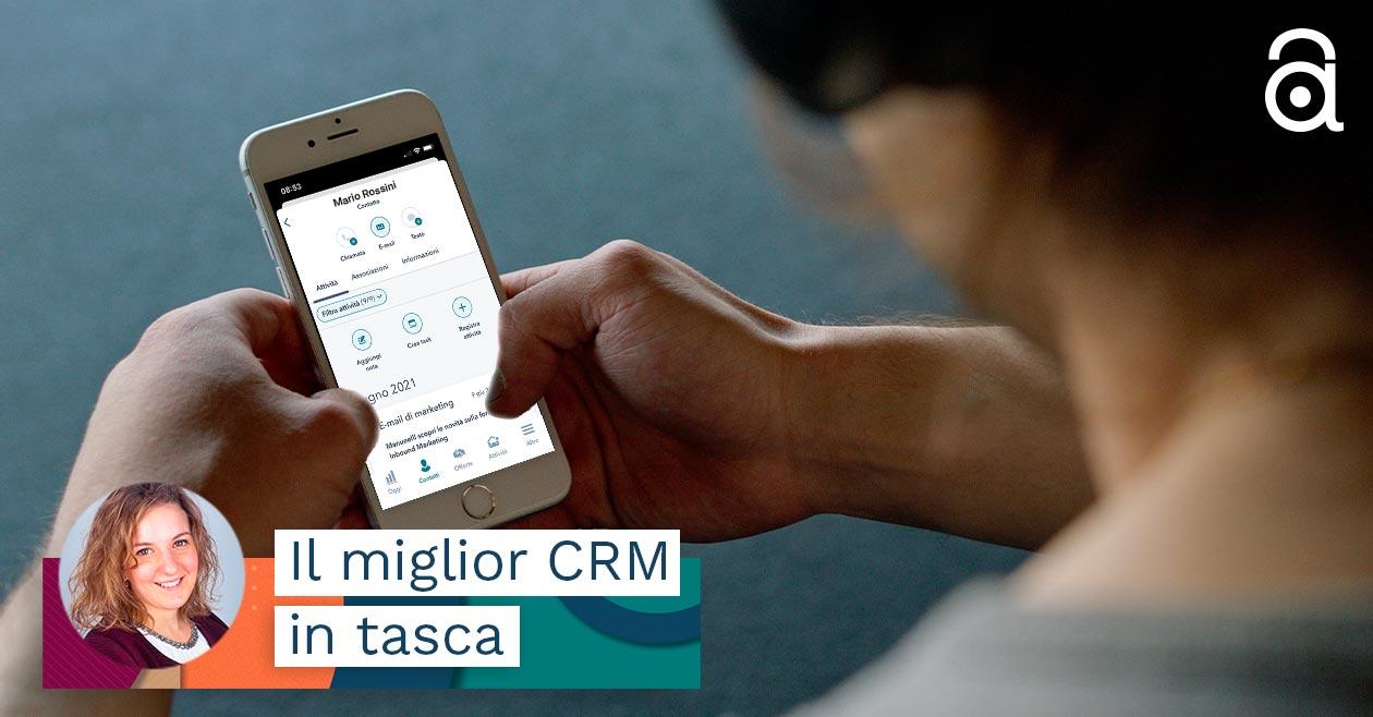 HubSpot App: il miglior CRM nel tuo smartphone