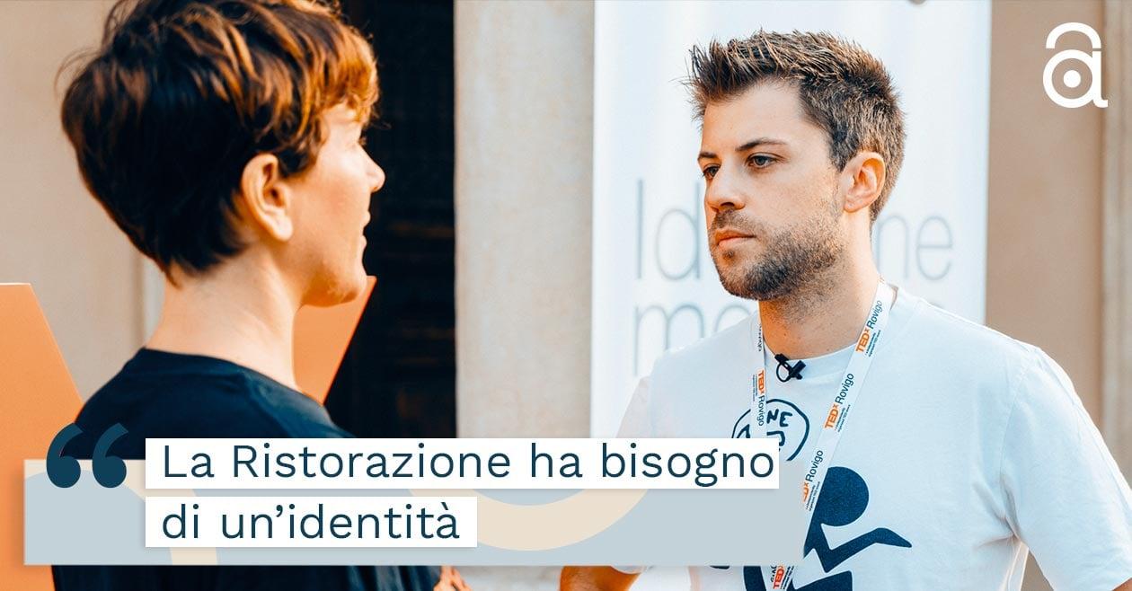 Lorenzo Cogo e la ricetta per essere Chef: Passione, Istinto, Comunicazione