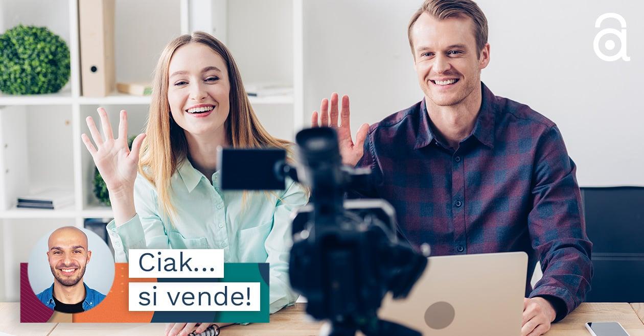 Perché integrare i video per vendere: conquista i tuoi prospect!