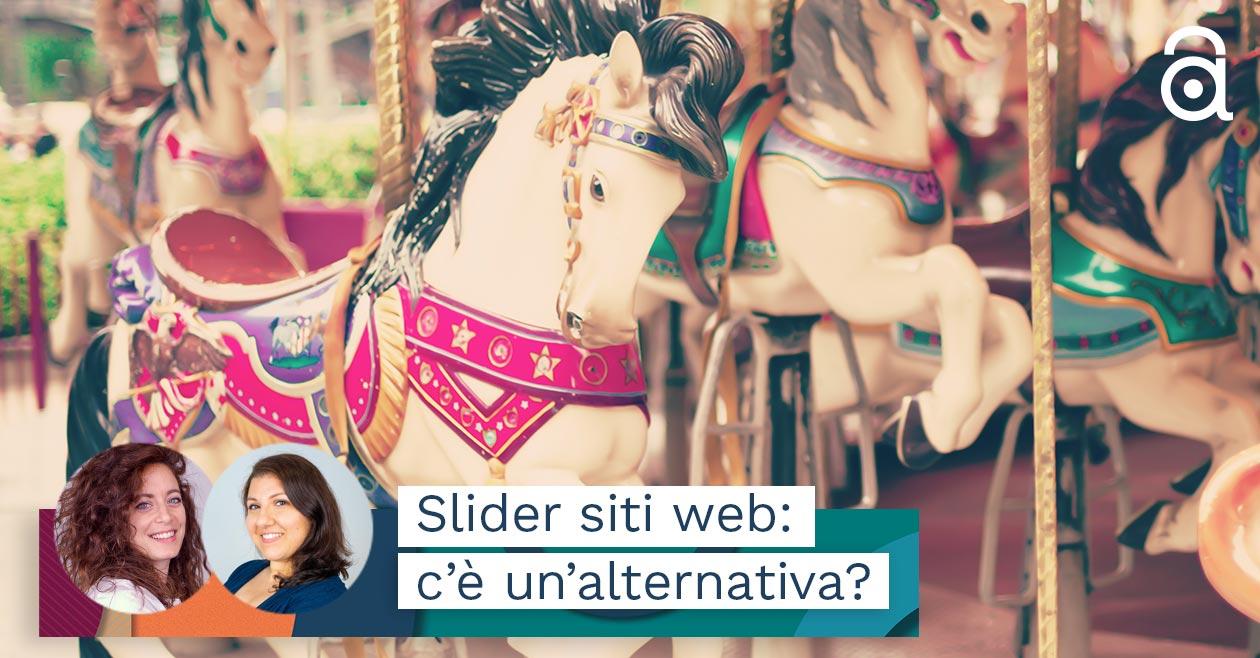 Carosello immagini: ecco perché sta uccidendo il tuo sito web