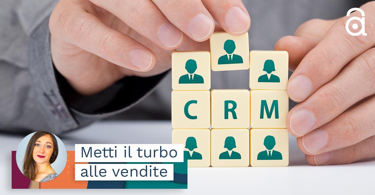 I 6 Vantaggi CRM (e come aumentare i clienti)