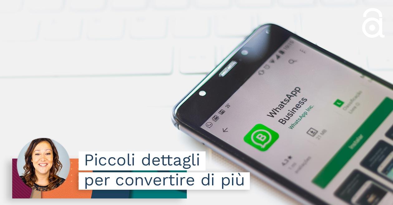Sponsorizzate con WhatsApp: Facebook usa l'app per generare più conversioni