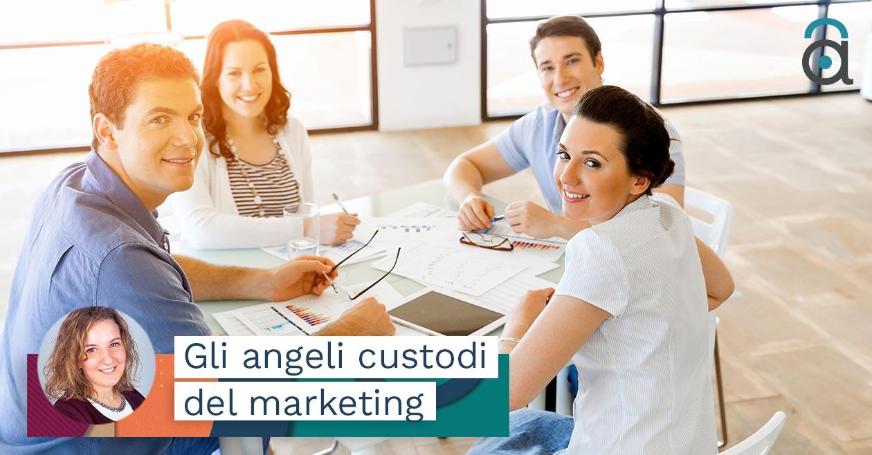 Consulenti web marketing
