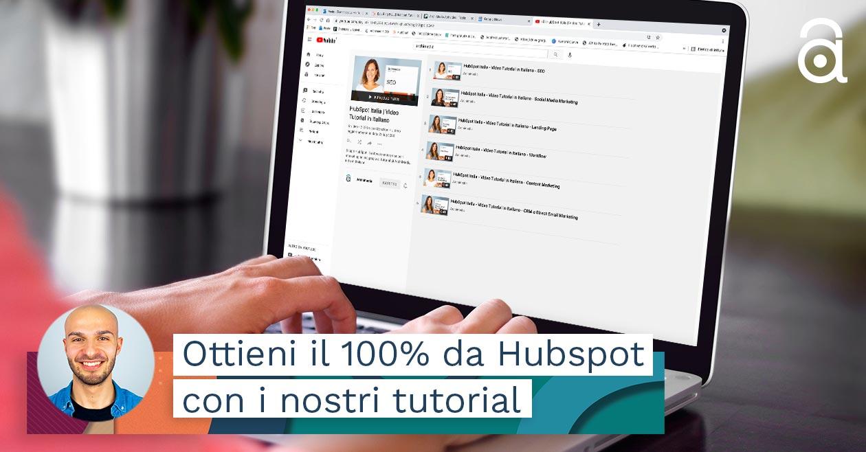 Hubspot Tutorials in Italiano