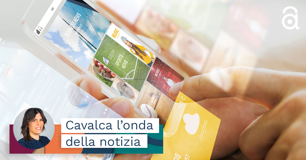 Realtime Marketing e Newsjacking per la strategia di inbound marketing