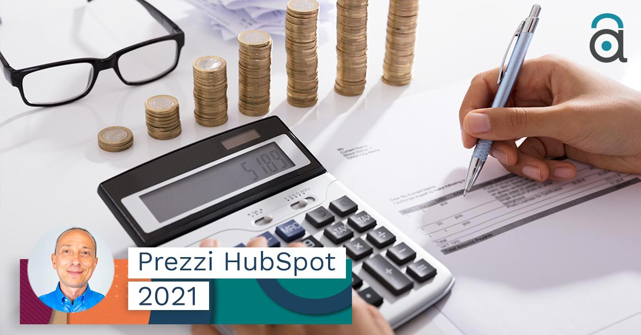 Prezzi HubSpot aggiornati al 2021