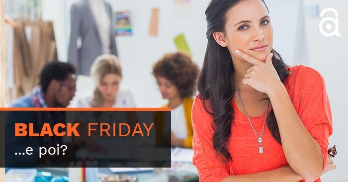 Il Black Friday è un'ottima occasione per trovare clienti! Ma il resto dell'anno?