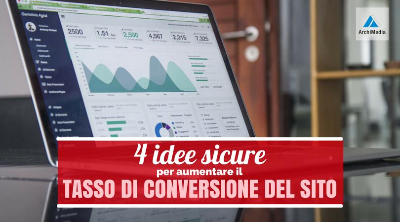 Lead generation: come aumentare il tasso di conversione del sito