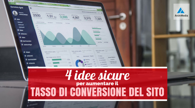 Lead generation: come aumentare le conversioni del sito