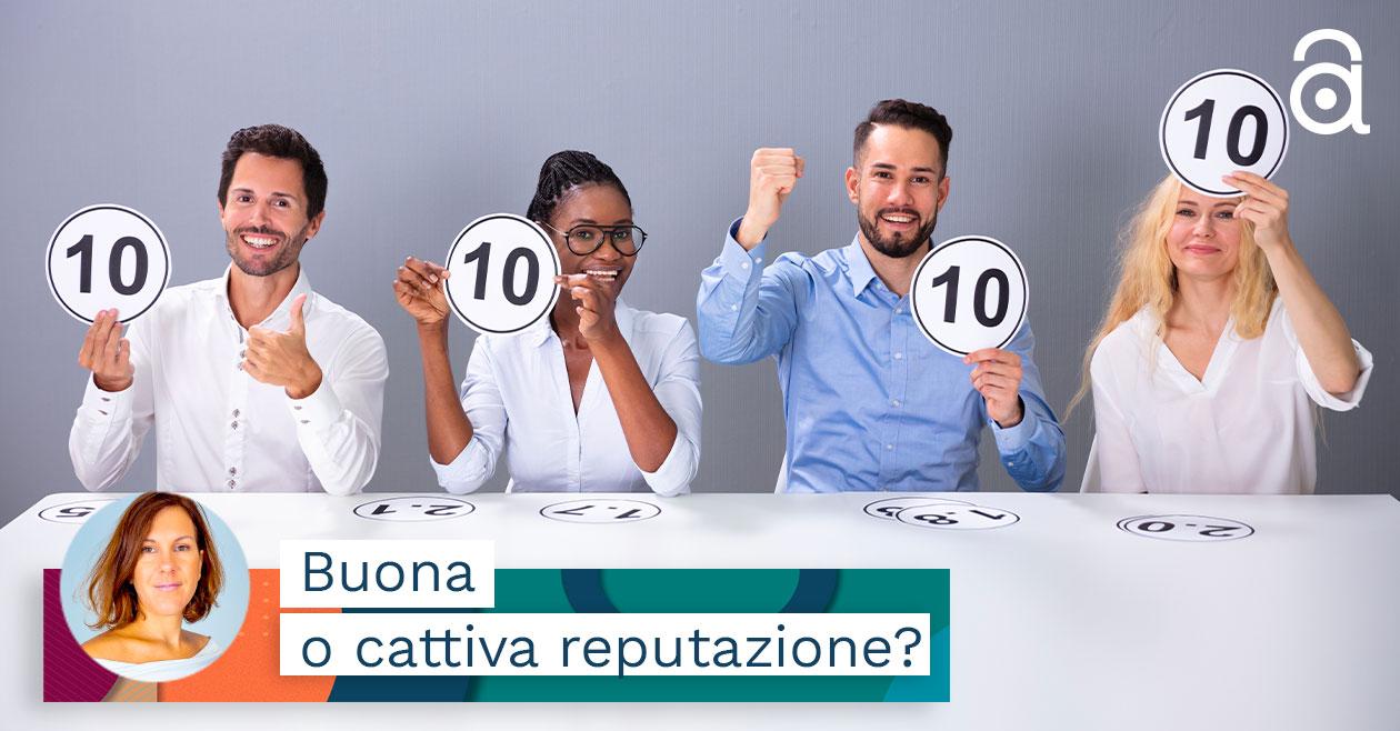 Reputazione Online o reputazione digitale come Crearla e Aumentarla